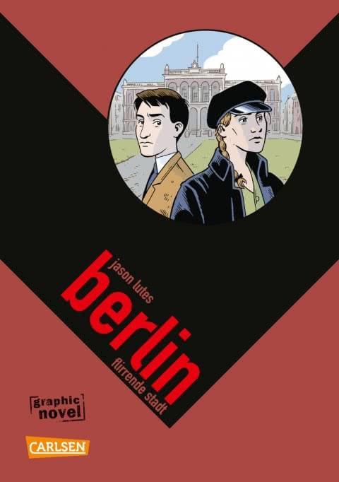 Berlin-Trilogie von Jason Lutes ist vollendet