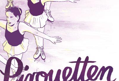 Tillie Walden, Pirouetten, Lesereise, Graphic Novel
