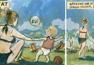 Barbara Yelin: Comic in der FAZ zu Flucht und Kalenderpreis in Frankfurt