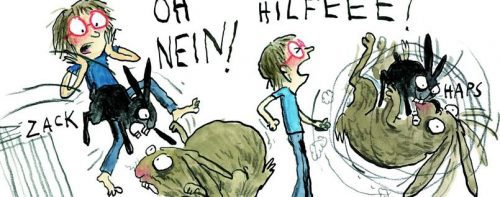 Comicbuchpreis der Berthold Leibinger Stiftung für Anke Kuhl