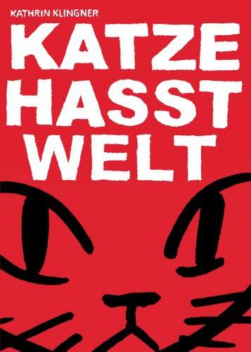 Kathrin Klingner, Katze hasst welt, graphic novel