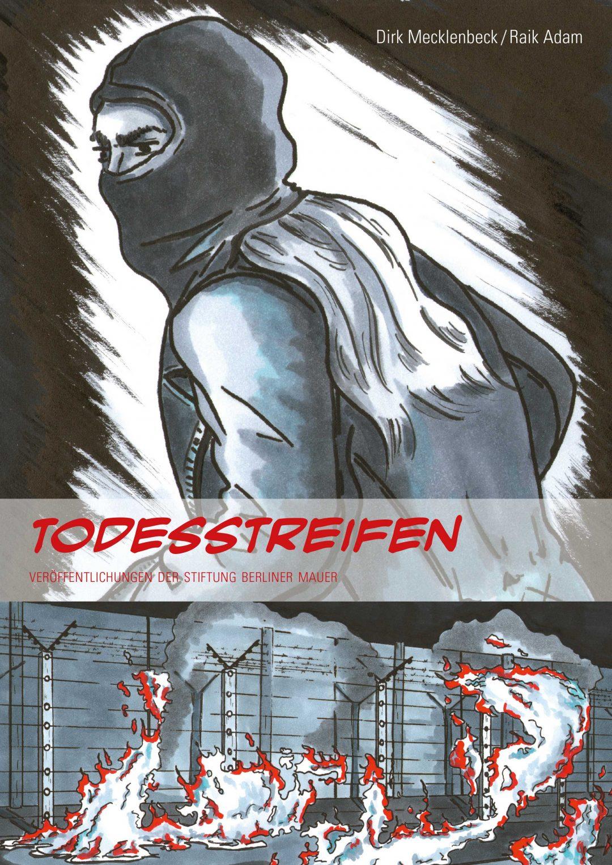 Todesstreifen – Lesung heute in Berlin