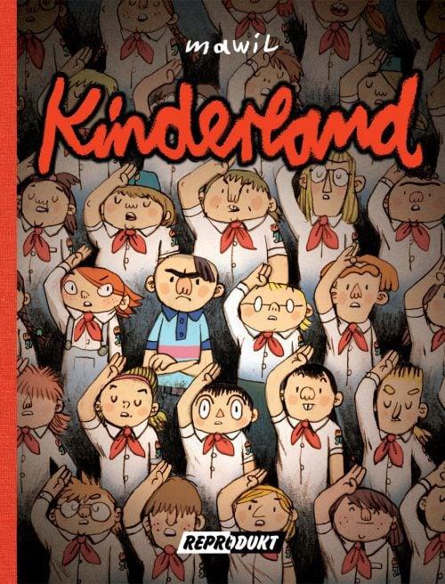 Mawil, Kinderland, Graphic Novel
