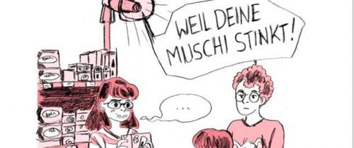 Graphic Novels in den Medien