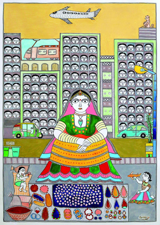 Fumetto, Luzern, Indien, Comic-Festival, Comicfestival