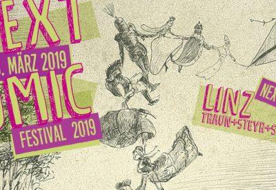 Festival, nextcomic,linz