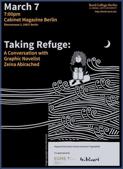 Zeina Abirached im Gespräch