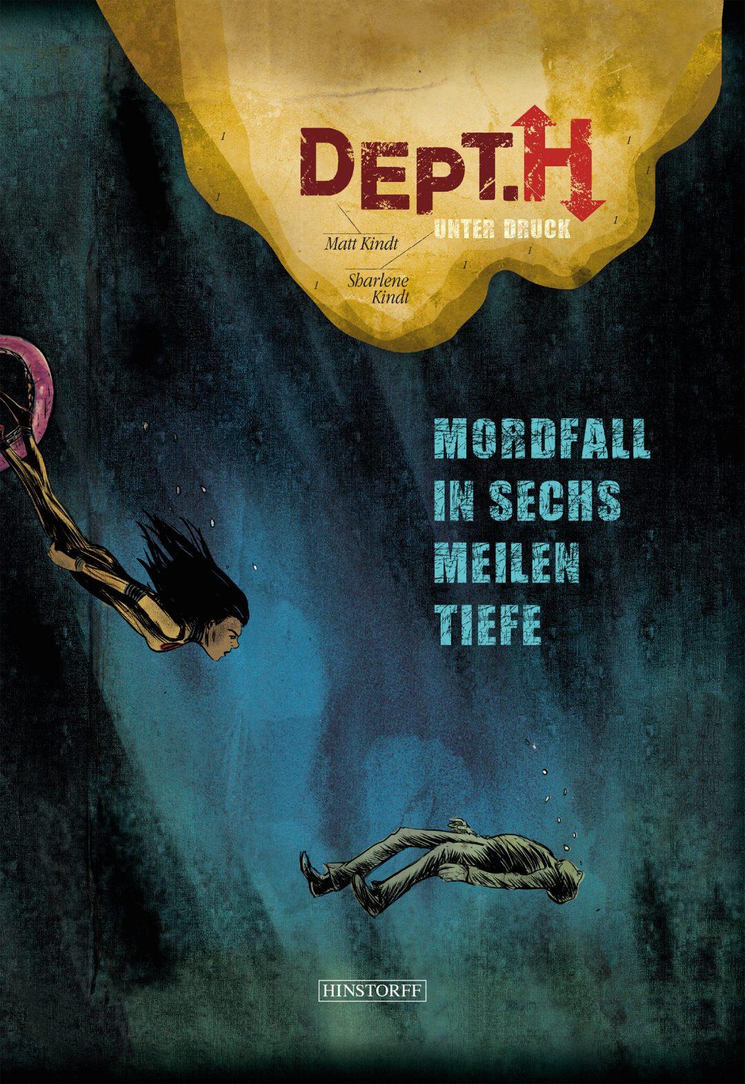 Hinstorff Verlag veröffentlicht zehnte Graphic Novel